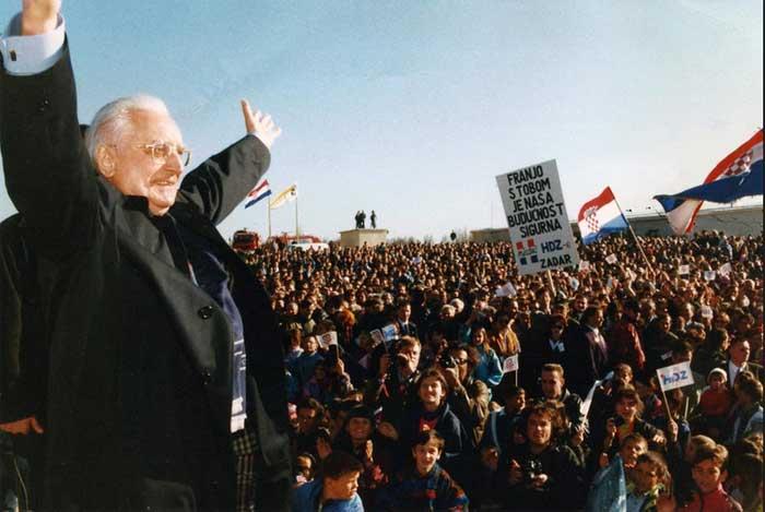 Slikovni rezultat za referendum o hrvatskoj samostalnosti