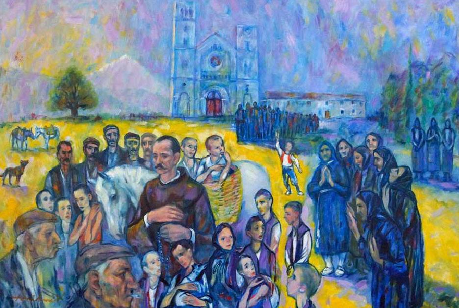 Aukcija Umjetničkih Slika Nastalih Na Likovnoj Koloniji Fra