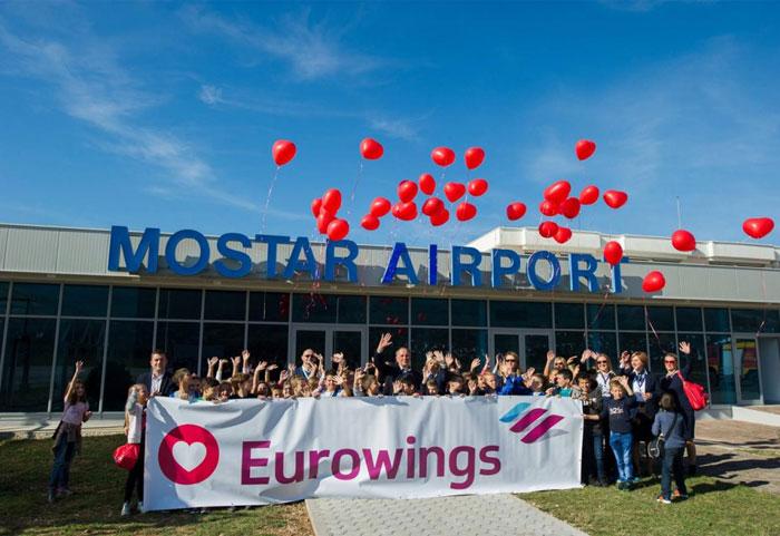 Zracna Luka Mostar Objavila Raspored Letova Za Zagreb Stuttgart I Dusseldorf Brotnjo Info Citluk Međugorje Hercegovina