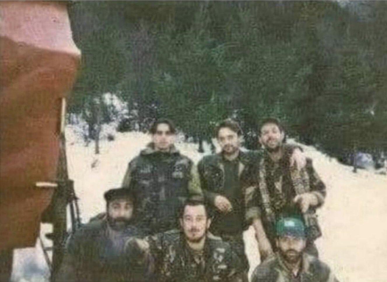 Fotografija iz 1993.: Komšić s Armijom BiH u napadu na hr Kreševo Komsic_armija