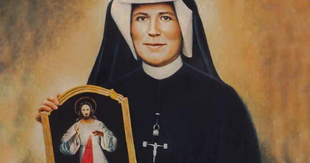 Faustina Kowalska – svetica Božjeg milosrđa - Brotnjo.info | Čitluk -  Međugorje - Hercegovina