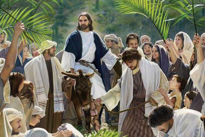 Katolička crkva danas slavi Cvjetnicu, Nedjelju muke Gospodnje ...